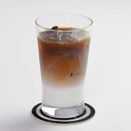 アイスカフェオレ(エスプリ)