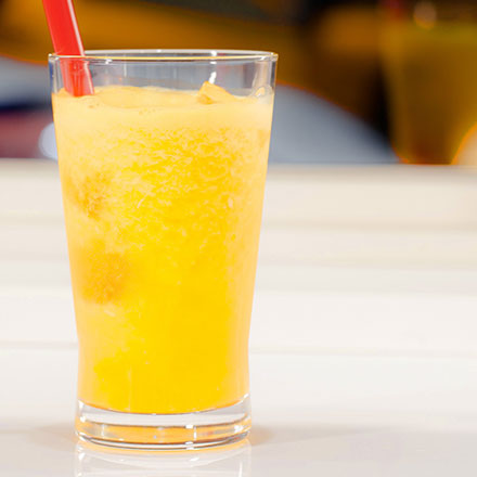 オレンジジュース(MP4-12C )