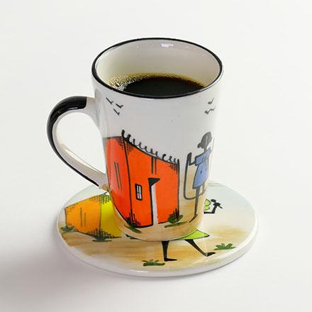 浅煎コーヒー(エキシージ)