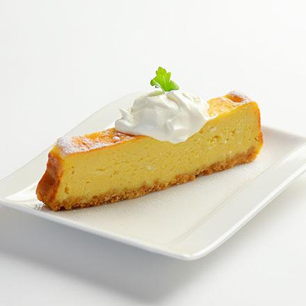 インカのめざめのチーズケーキ